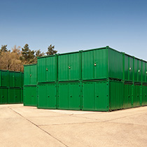 CR2 Container Storage